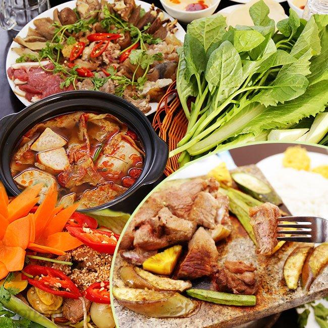 Bò tơ Tây Ninh Năm Sánh