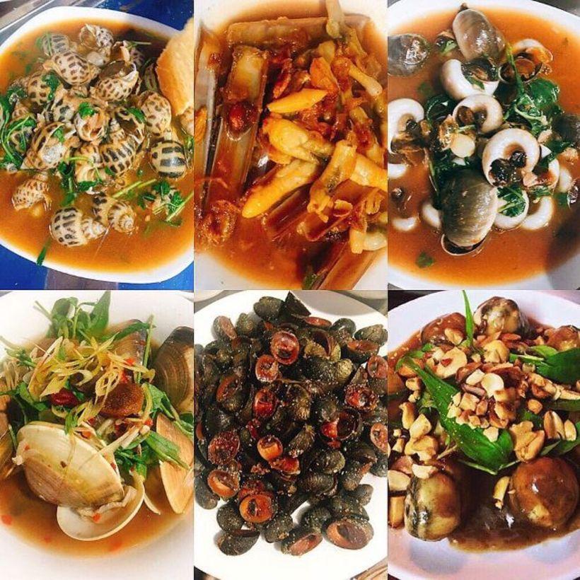 Ốc Khánh - 10 món ăn ngon quận Tân Bình