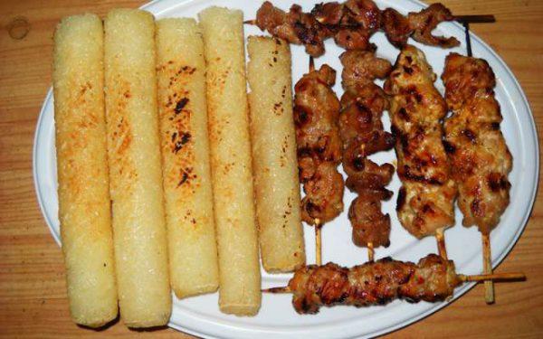Cơm lam - Món ăn ngon tại Bình Phước