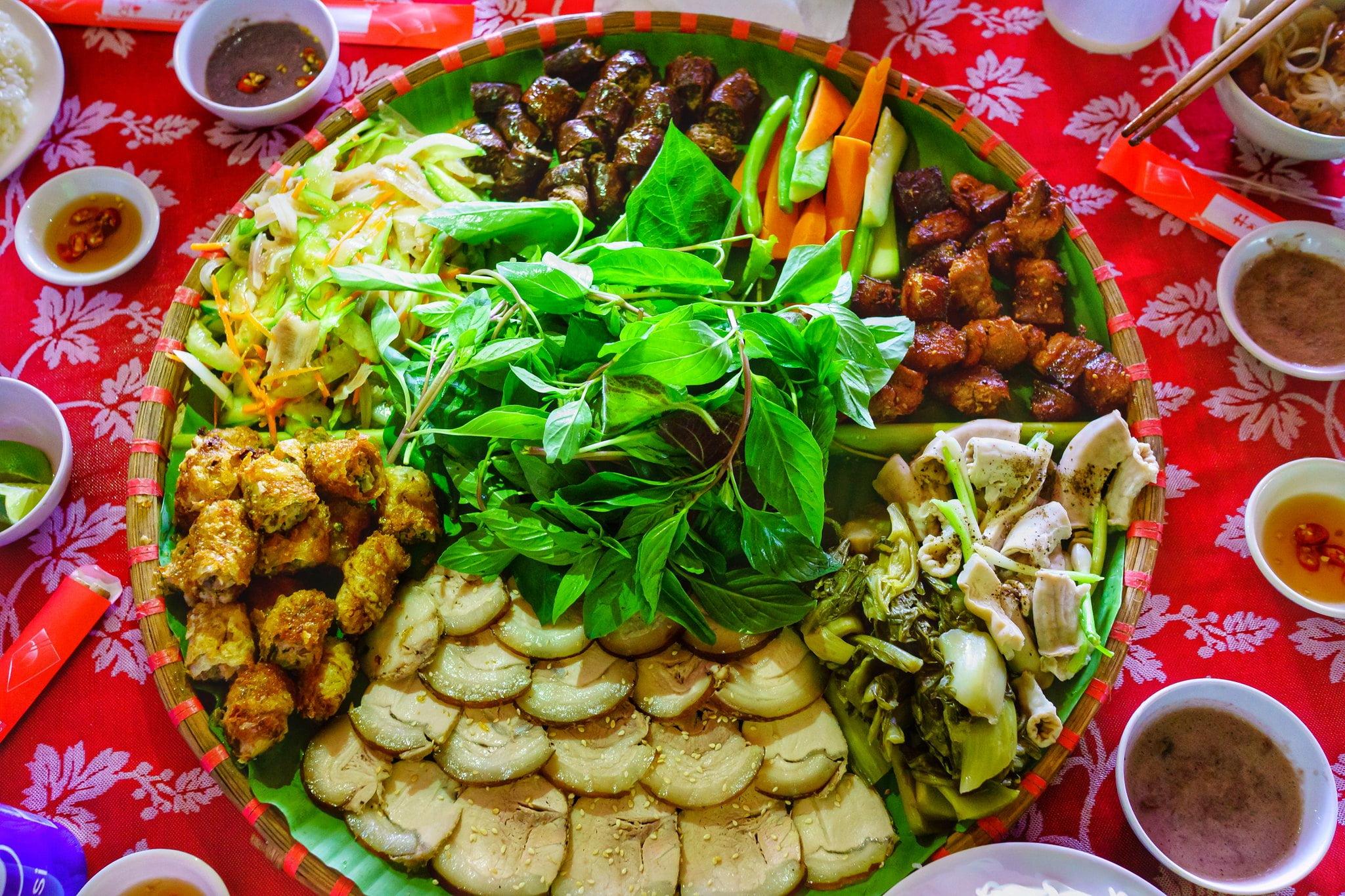 Heo mẹt đồng xoài - Món ăn ngon tại Bình Phước