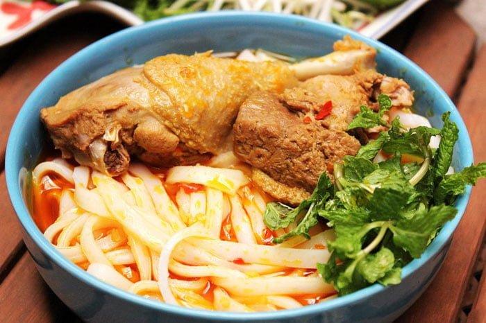 Mì quảng Phan Thiết - Món ăn ngon tại Bình Thuận