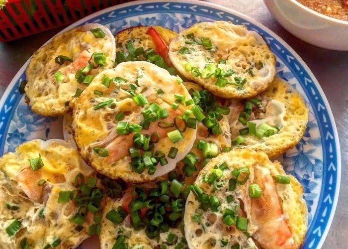 Bánh căn - Món ăn ngon tại Bình Thuận