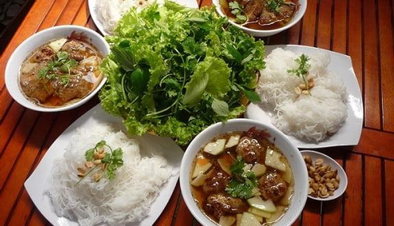 Bún chả Thùy Trang