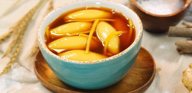 Bánh ngào - 10 món ăn ngon Nghệ An