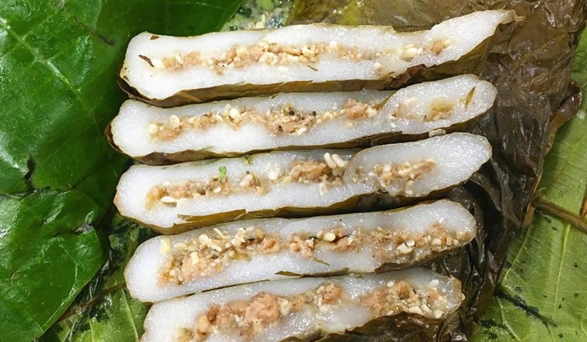 Bánh trứng kiến - Món ăn ngon tại Cao Bằng