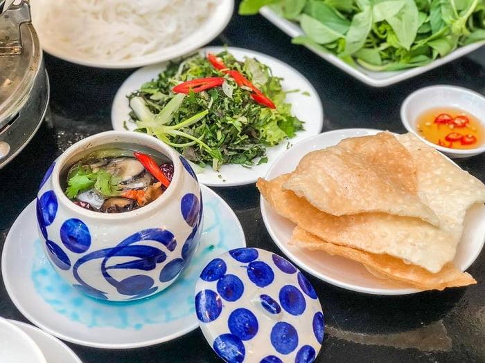 Chén sạch 10 món ăn ngon Phú Yên siêu ngon