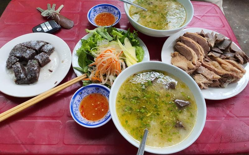 Cháo vịt Út Be - 10 món ăn ngon huyện Nhà Bè
