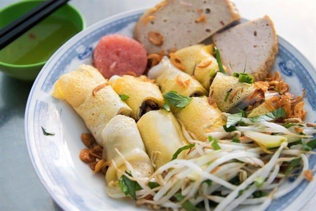 """10 món ăn ngon quận Bình Thạnh """"gây thương nhớ"""""""