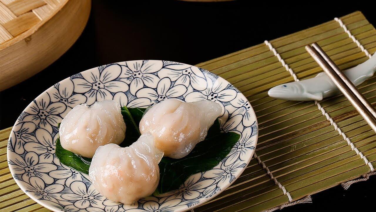 Há cảo Vạn Kiếp - 10 món ăn ngon quận Bình Thạnh