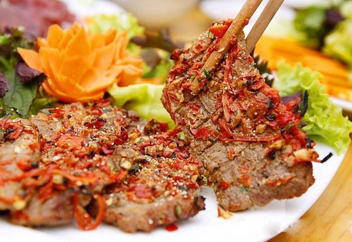 Thịt nai - Món ăn ngon tại Đắk Lắk