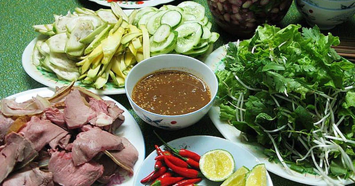 Bê thui cầu mống - Món ăn ngon tại Đà Nẵng