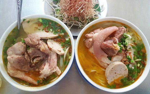 Bún giò heo - 10 món ăn ngon quận Tân Bình