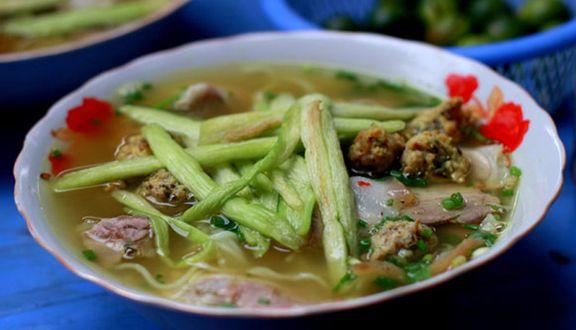 Bún Bung - 10 món ăn ngon Nam Định