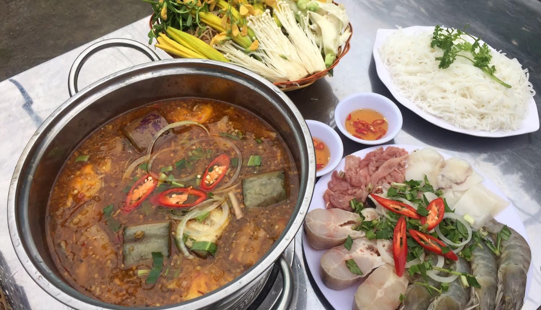 Hàu sữa - 10 món ăn ngon huyện Củ Chi