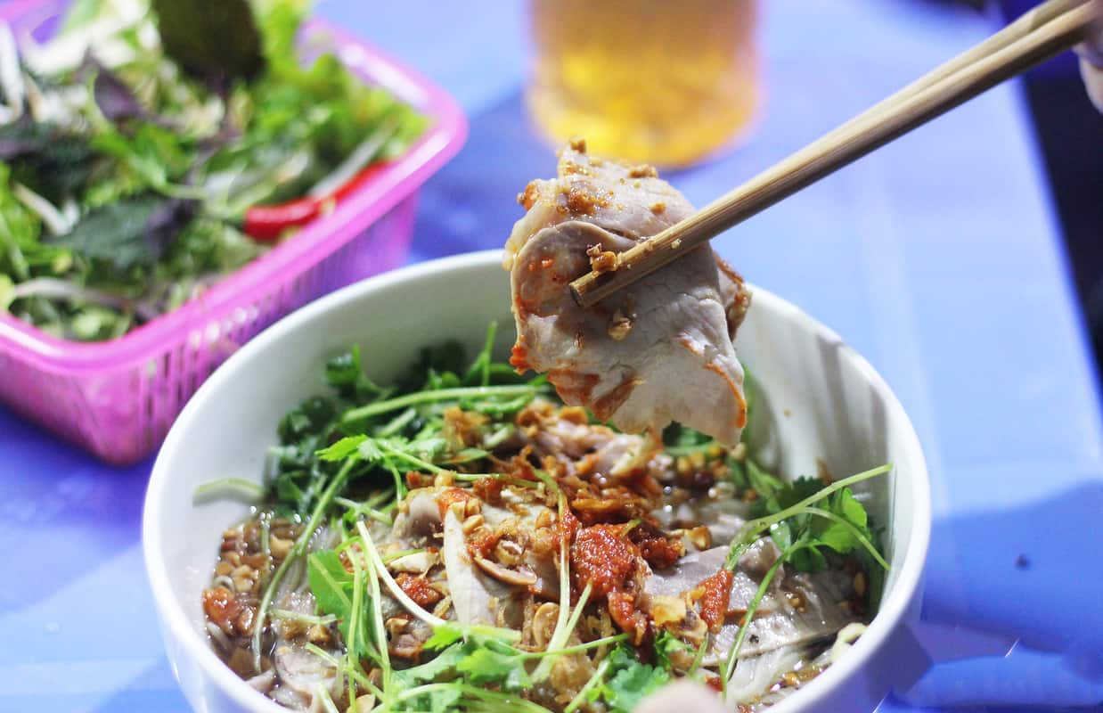 Phở chua Hà Giang