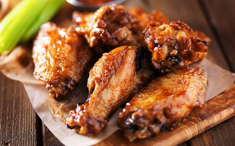 Thịt gà Móng Duy Tiên