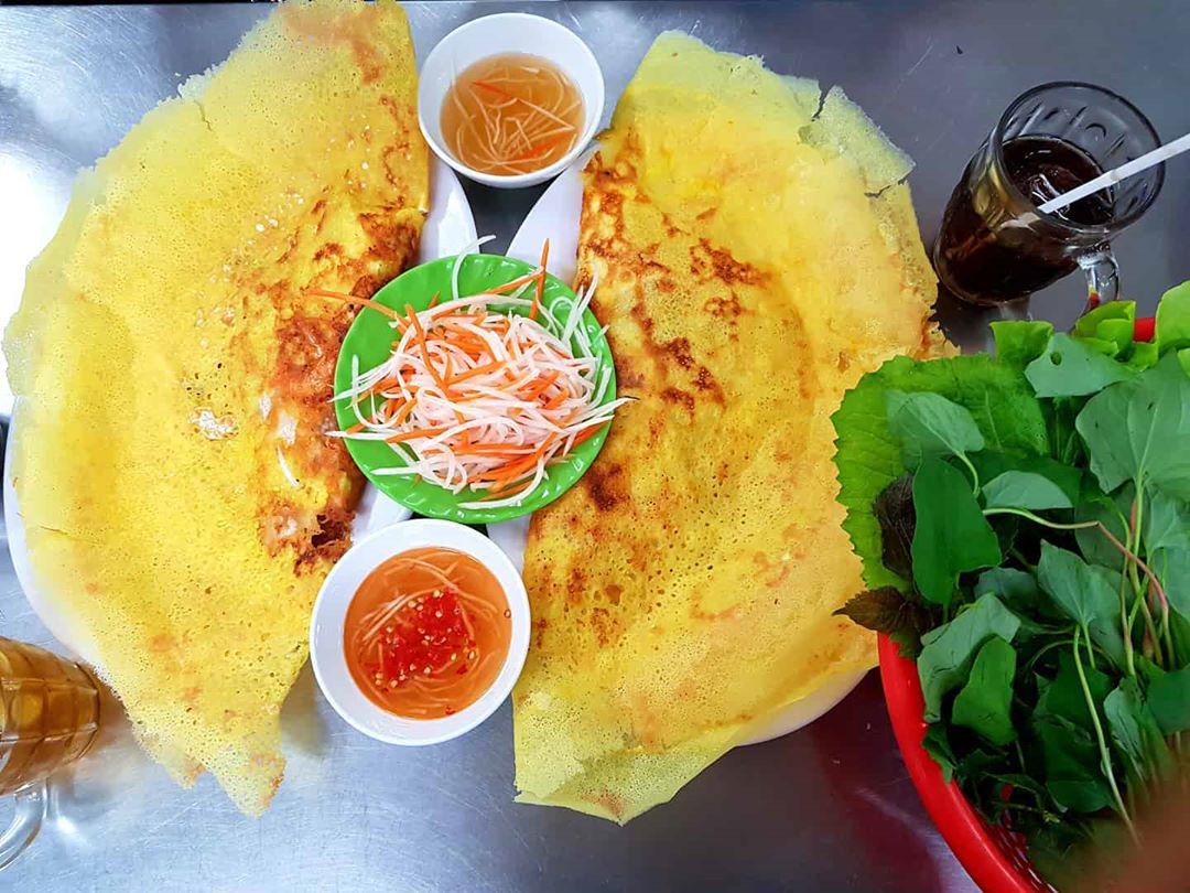 Bánh xèo Bình Minh