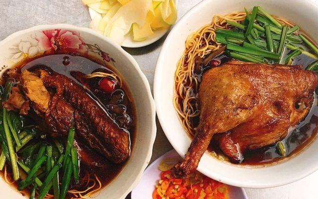Mì vịt tiềm - 10 món ăn ngon huyện Hóc Môn