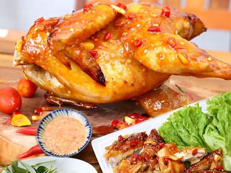 Công thức nướng gà vịt của người Hoa ngon nhất