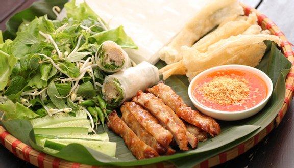 Nem nướng - 10 món ăn ngon Phú Yên