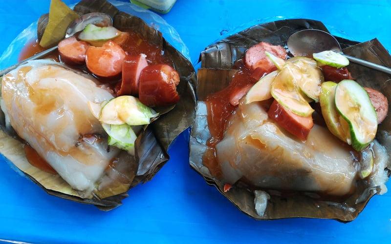 Bánh giò Đông Cát Hà Nội