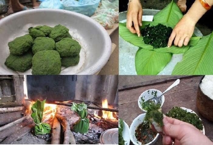 Rêu đá - 10 món ăn ngon Phú Thọ