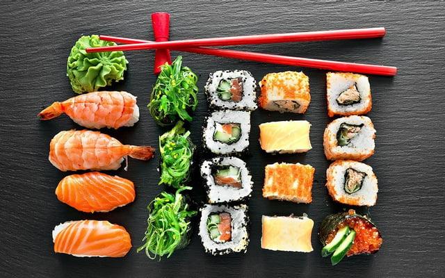 Shinsen Sushi - 10 món ăn ngon huyện Bình Chánh