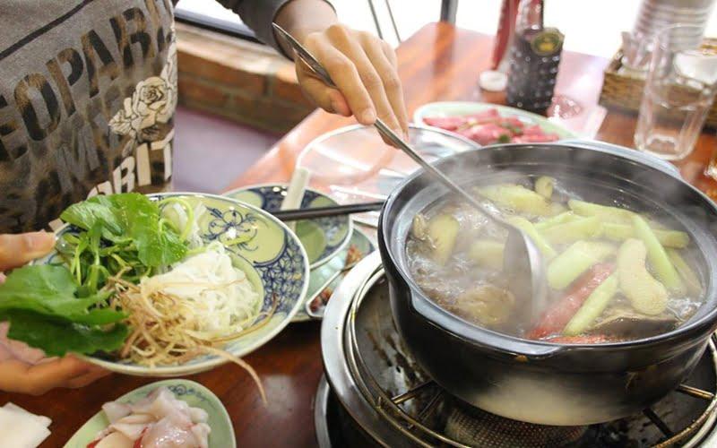 """""""Chốt"""" 10 món ăn ngon quận Bình Tân"""