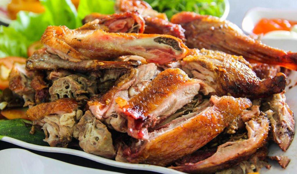 Vịt quay Vàm Sát - 10 món ăn ngon huyện Cần Giờ