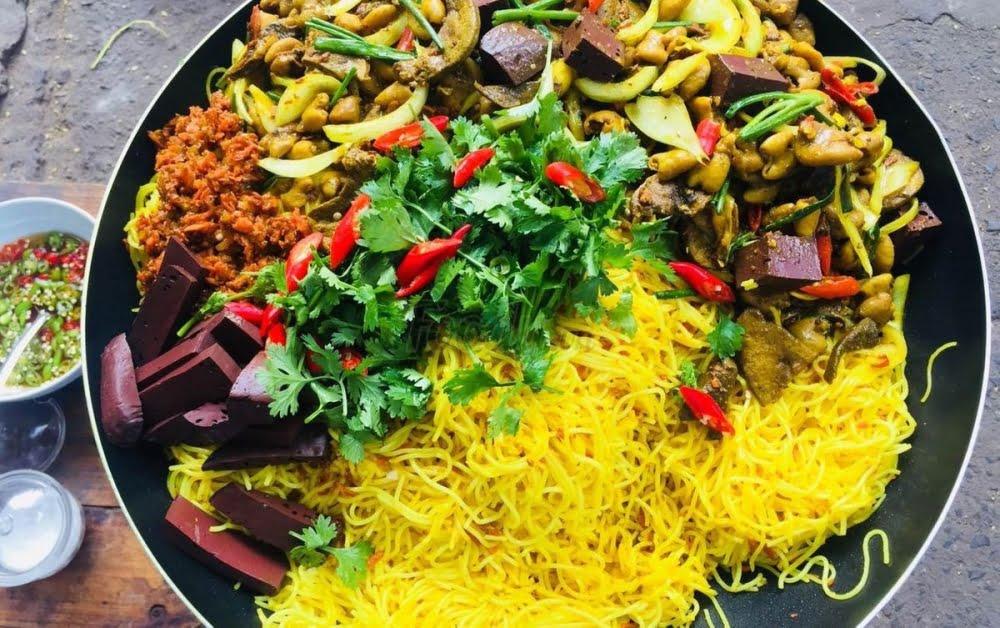 Mít thấu -10 món ăn ngon Quảng Trị