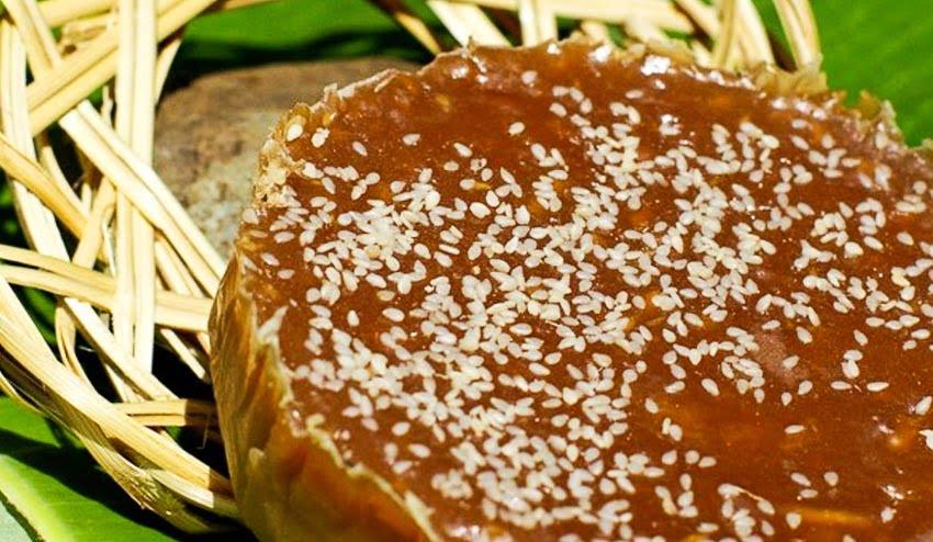 Bánh tổ - 10 món ăn ngon Quảng Nam