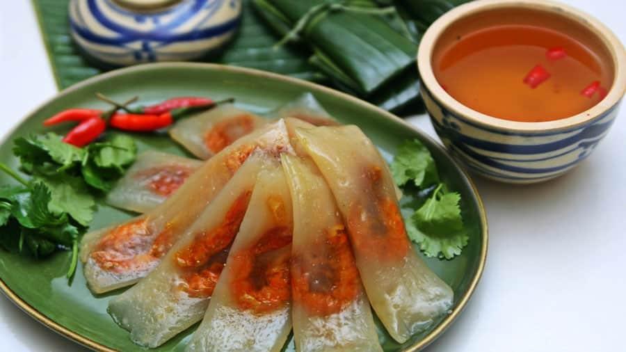 Bánh lọc - 10 món ăn ngon Quảng Bình