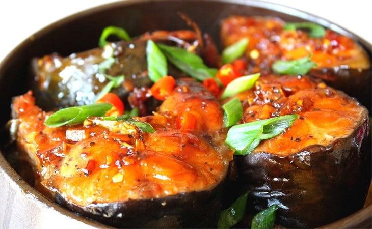 Cá lăng - 10 món ăn ngon Vĩnh Long