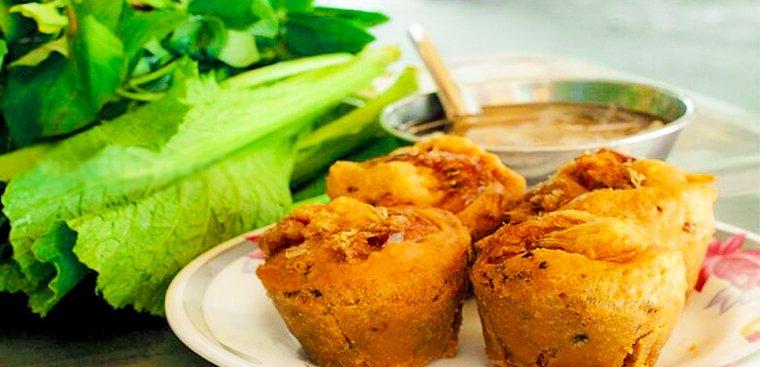 Bánh cống - 10 món ăn ngon Sóc Trăng