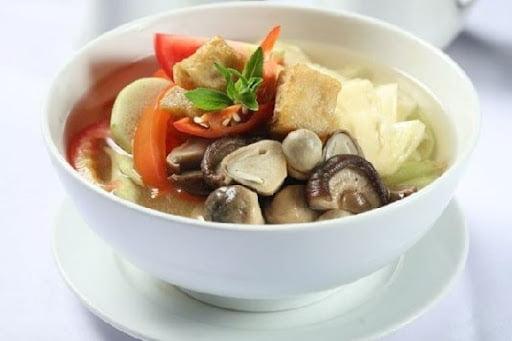 Cách nấu món canh chua chay