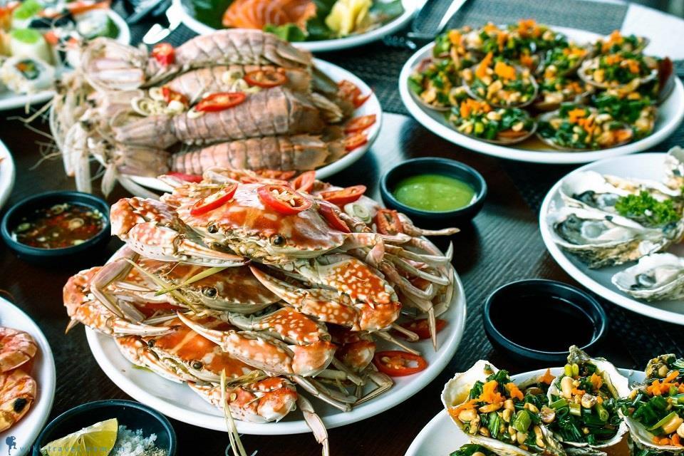 Hải sản - 10 món ăn ngon Quảng Bình