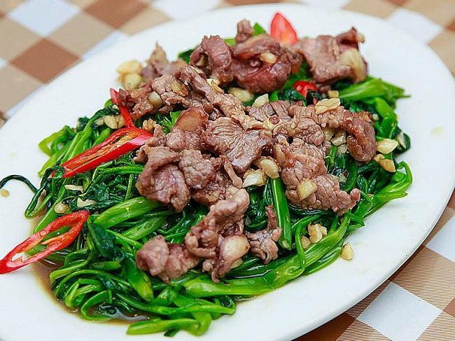 Thịt trâu chọi Đồ Sơn