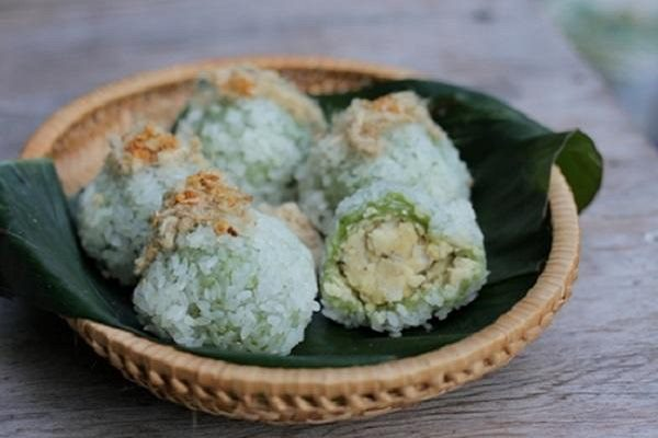 Bánh khúc - Món ăn ngon tại Hưng Yên