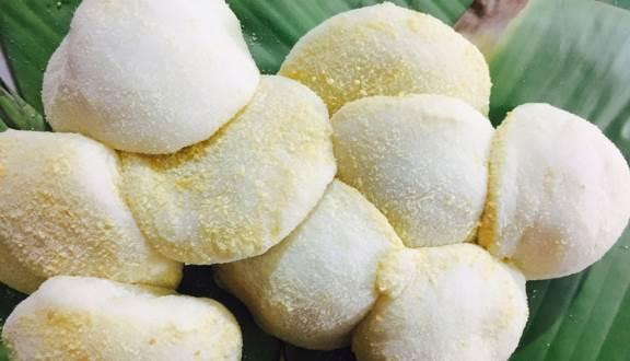 Bánh dày làng Gàu - Món ăn ngon tại Hưng Yên