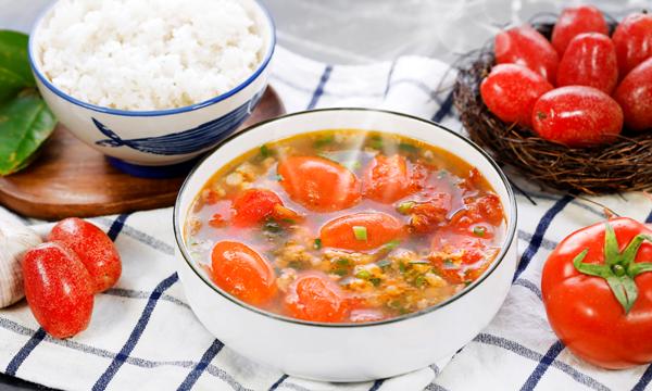 Cách nấu món canh chua với thịt