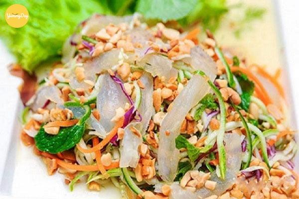 Gỏi cá mai - Món ăn ngon tại Khánh Hòa