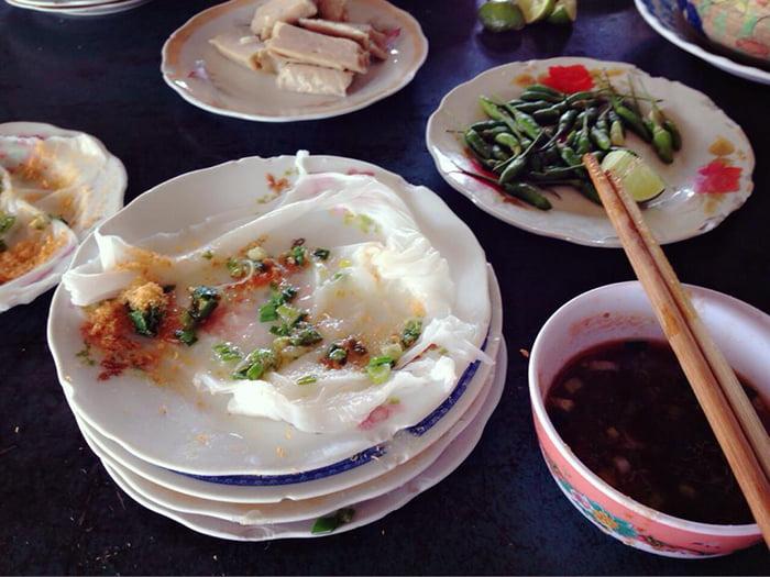 Bánh ướt Diên Khánh