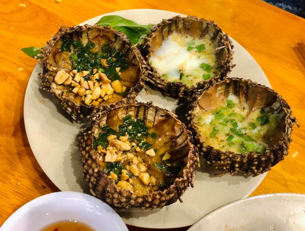 Nhum biển - Món ăn ngon tại Khánh Hòa