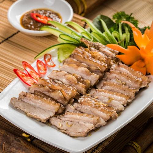 Thịt nhím - Món ăn ngon tại Kon Tum