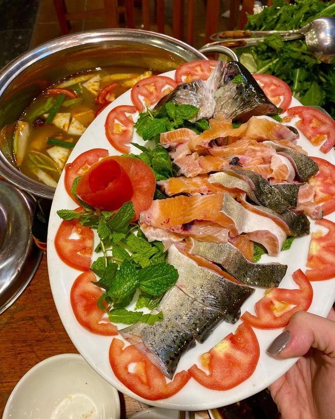 Cá tầm Sa pa - Món ăn ngon tại Lao Cai