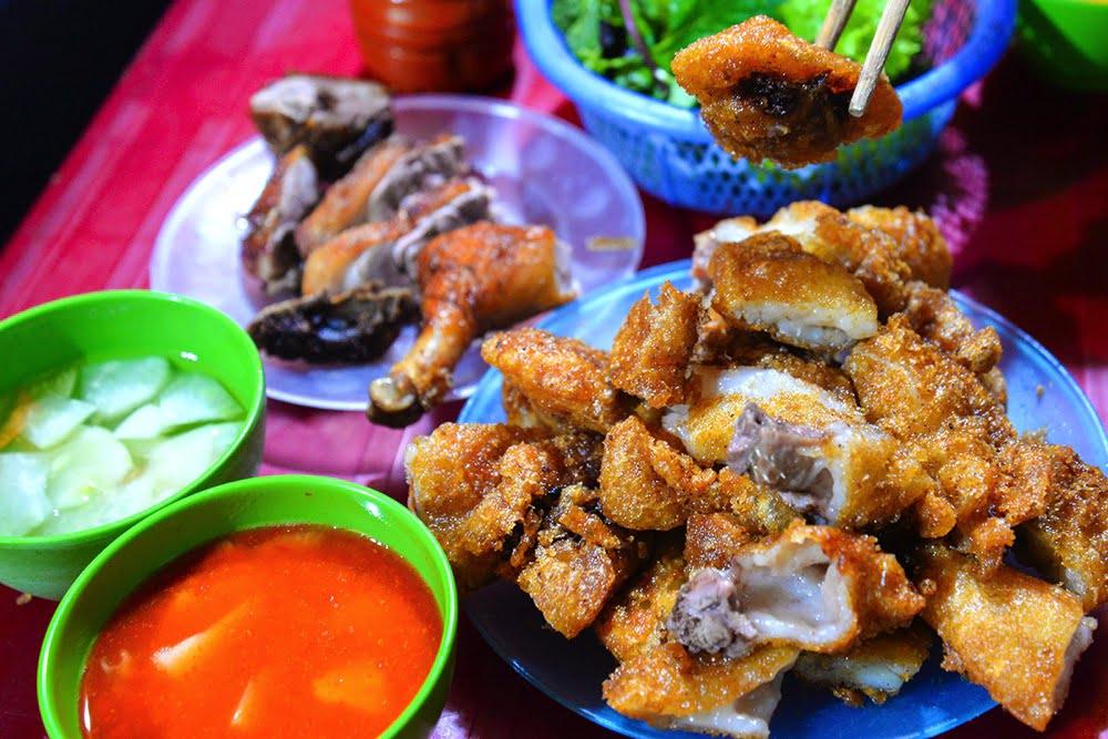 Bánh áp chao - Món ăn ngon tại Lạng Sơn