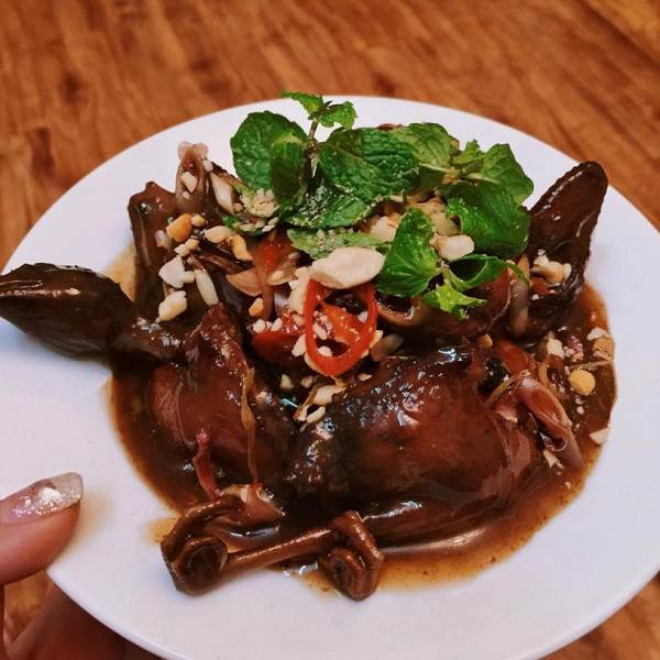 Chim mía - 10 món ăn ngon Quảng Ngãi