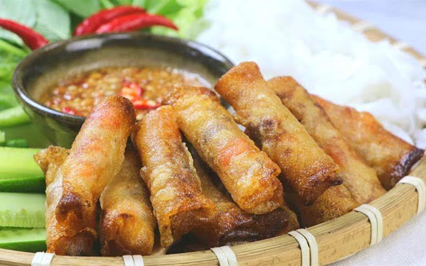 Ram tôm - 10 món ăn ngon Quảng Nam