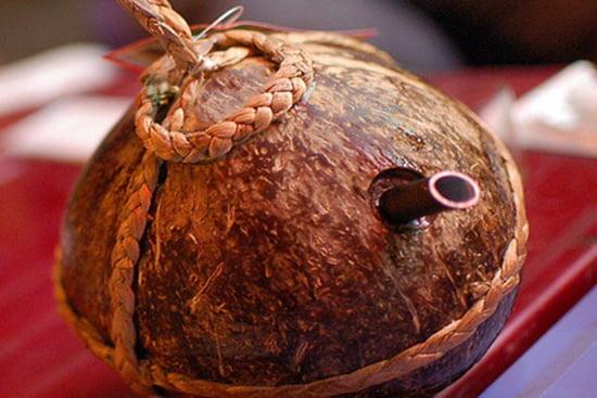 Rượu dừa - 10 món ăn ngon Vĩnh Phúc