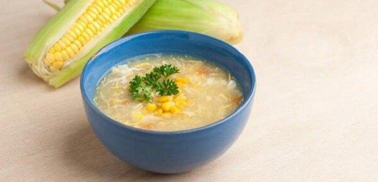 Soup ngô - 10 món ăn ngon Thái Nguyên